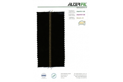 Металлизированная нить Metallic № 30 200 м